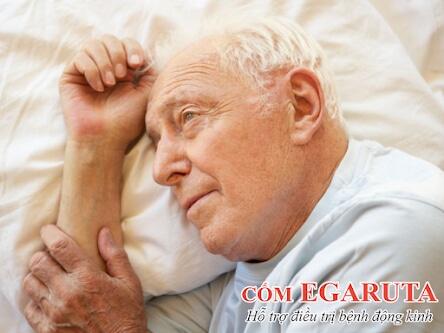Co giật, động kinh là di chứng phổ biến sau đột quỵ